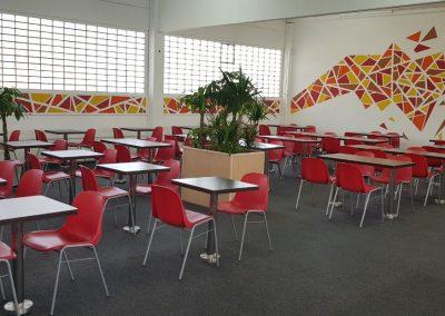 Besucherbereich-Masulino-Indoorspielplatz-Wiesbaden