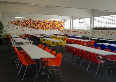 viel Platz für Geburtstage-Masulino-Indoorspielplatz-Wiesbaden